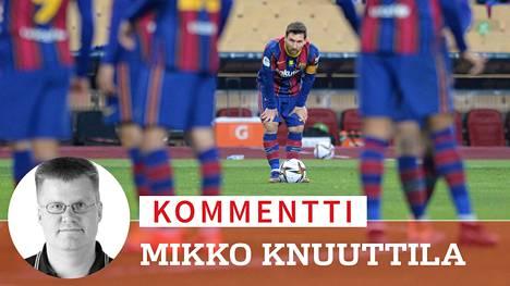 Lionel Messin tulevaisuus on yksi FC Barcelonan puheenjohtajan vaalin kuumista kysymyksistä.