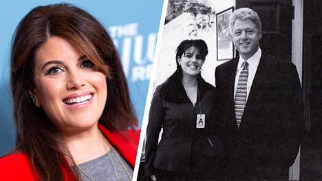 Salasuhde Bill Clintoniin on pitänyt Monica Lewinskyä julkisuudessa jo 21 vuotta.