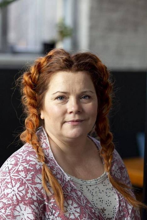 Kiti Kokkonen teki debyyttinsä valkokankaalla Swingers-elokuvassa.
