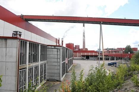 Kaipolan paperitehdas Jämsässä suljetaan.