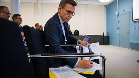 Tuoreimmat tiedot kertovat odotetusta käänteestä taloudessa, ylijohtaja Mikko Spolander kertoo.