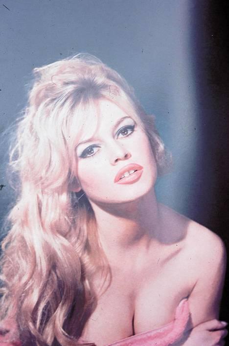 Brigitte Bardot 24-vuotiaana vuonna 1958.