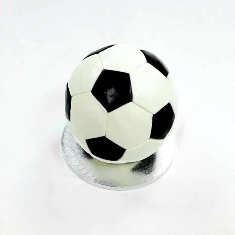 Jalkapallokakku.