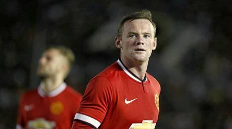 Wayne Rooney kertoi totuuden erikoisesta maalistaan.