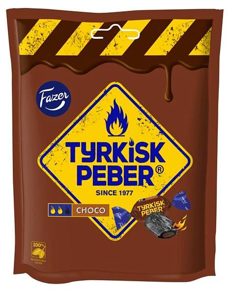 Tyrkisk Peber Choco 120 g