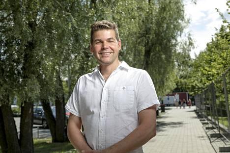 Marko Haapaniemi.