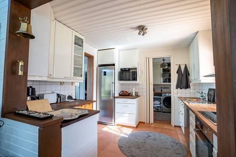 Ahtaalta tuntuva keittiö on yksi kodin isoimpia ongelmakohtia.