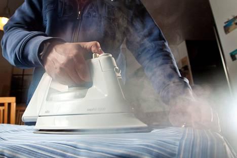 Australiassa on keksitty niksi, jolla silitysraudan saa puhtaaksi.