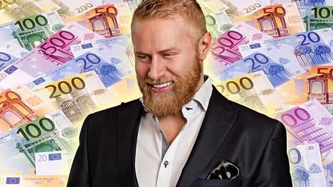 Lauri Salovaara tähtää miljonääriksi 500 päivässä. Asiantuntija listaa syyt, miksi hän voi onnistua.