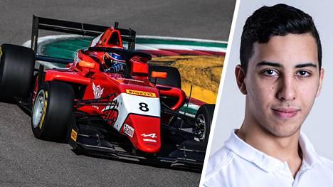 William Alatalo on 18-vuotias kuljettajalahjakkuus.