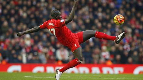Mamadou Sakho siirtyi Liverpooliin syksyllä 2013.