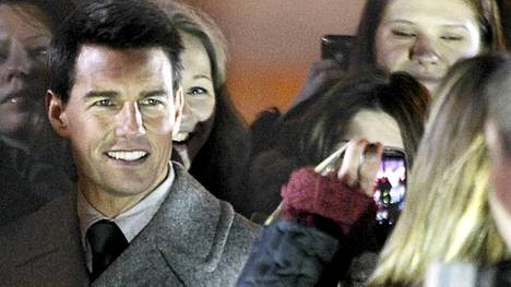 Tom Cruise suunnittelee jatkoa menestysroolilleen.
