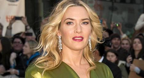 Kate Winslet näytteli pääosaa Titanic-elokuvassa Leonardo DiCaprion kanssa.