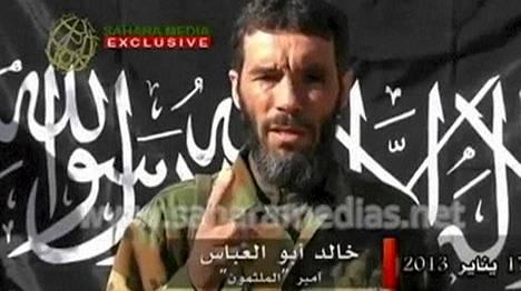 Mokhtar Belmokhtarin kiinniotosta on luvassa muhkea palkkio.