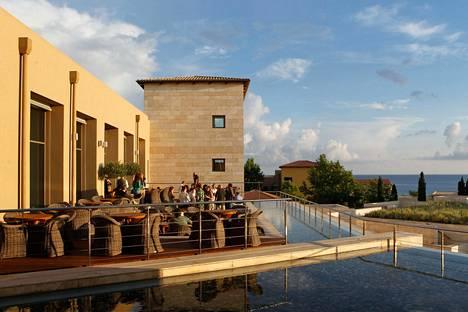 Vuonna 2018 kokouspaikka oli puolestaan Kreikan kuvankaunis lomakohde Costa Navarino.