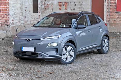 Hyundai Kona Electric Style vuodelta 2019.