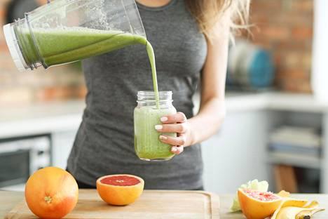 Värikkäästi syömistä suositellaan, koska monesti juuri väriaineet ovat kasvisten tehoaineita.
