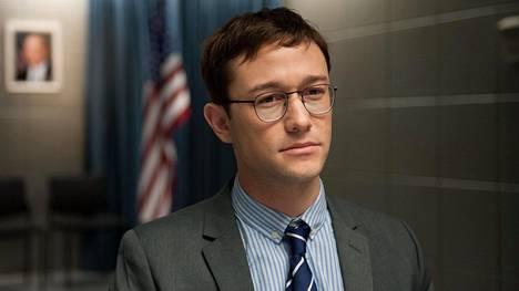 Tietovuotaja Edward Snowdenia näyttelee Joseph Gordon-Levitt.