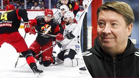 Jokerien pääomistaja ja puheenjohtaja Jari Kurri toivoo yhä, että Jokerit pystyy pelaamaan KHL-kauden kaikki kotiottelunsa Helsingissä.