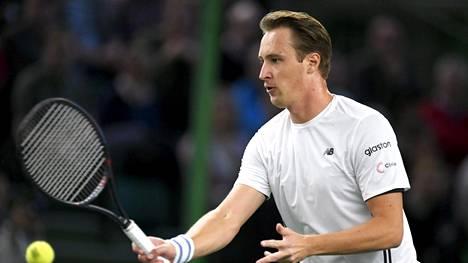 Henri Kontinen ja Heather Watson putosivat Wimbledonissa