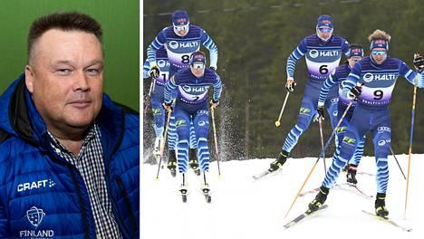 Jari-Pekka Jouppi ei Hiihtoliiton työhaastattelussa salaillut talousrikoshistoriaansa. Hän aloittaa varainkeruun hiihtolajeille 16. marraskuuta.