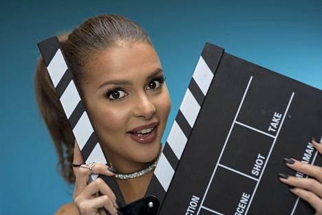 Sara Chafak iloitsee roolistaan elokuvassa.