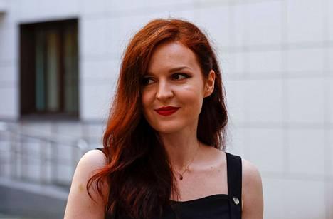 Venäjän media uutisoi maanantaina, että Kira Jarmysh poistui Venäjältä Helsinkiin.