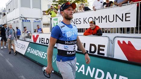 Martin Johnsrud Sundbyllä on kuntohuolia.