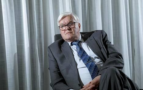THL:n pääjohtaja Juhani Eskola sanoo, että tutkimusyhteistyö GSK:n kanssa on ollut hyväksi Suomen kansanterveydelle.