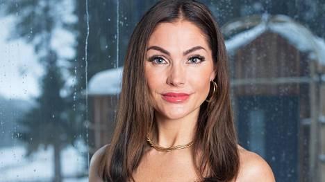 Riina-Maija Palander vietti joulun erillään muusta perheestään, sillä Kalle oli hänelle vihainen. Nyt kaikki on jo paremmin.