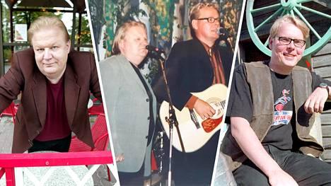 Aktiivisia työvuosia Elvis-osaston kolmikko vietti yhdessä kahden ja puolen vuoden verran, mutta 80-luvulla alkanut ystävyys sen sijaan kesti loppuun saakka.