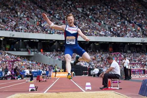 Greg Rutherford on voittanut urallaan muun muassa kaksi olympiamitalia ja maailmanmestaruuden.