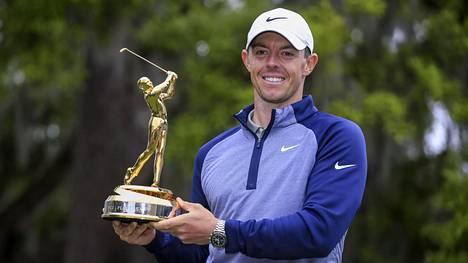 Rory McIlroylle iso voitto Floridassa – teki pohjoisirlantilaista golfhistoriaa