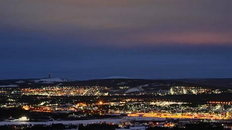 Norrbottenin läänissä Pohjois-Ruotsissa on saatu huonoja tuloksia koronan suhteen.
