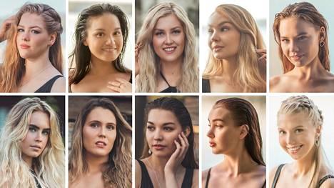 Miss EW -kilpailussa vaalitaan luonnollista kauneutta.