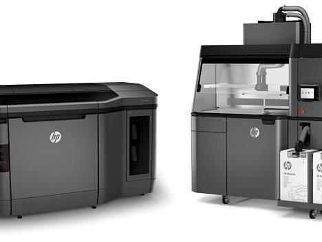 HP esitteli eilen uudet HP Jet Fusion 3D 3200 - ja HP Jet Fusion 3D 4200 -printterit