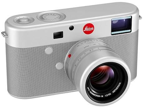 Viime vuonna huutokaupattu Leica-kamera.