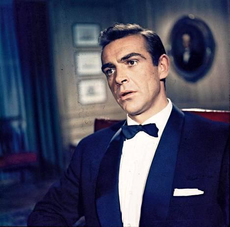 Sean Connery on valkokankaiden ensimmäinen ja monen mielestä aito oikea James Bond.
