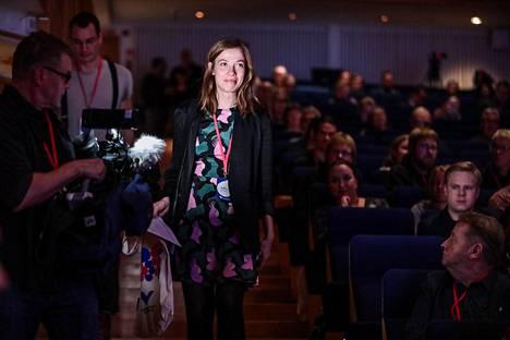 Li Andersson kukitetaan viikonloppuna vasemmistoliiton puheenjohtajaksi uudelle kolmivuotiskaudelle. Hänelle ei ilmaantunut haastajia.