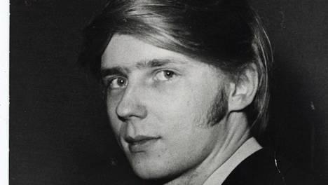 Erkki Tuomioja vuonna 1970.