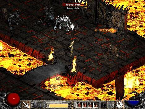 Neljännessä eli viimeisessä näytöksessä taistellaan jo itse helvetissä.