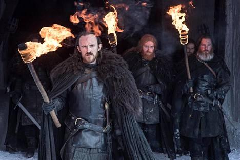 Supersuosittua Game of Thrones -sarjaa esittää HBO.