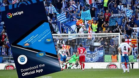 La Ligan mobiilisovellus kuunteli käyttäjiään löytääkseen luvattomia lähetyksiä katsovat ihmiset.