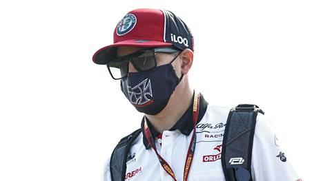 Kimi Räikkönen on kiertänyt rataa enemmän kuin kukaan muu F1-sarjan 70-vuotisessa historiassa.