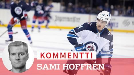 Ville Heinola palasi Winnipegistä Raumalle.