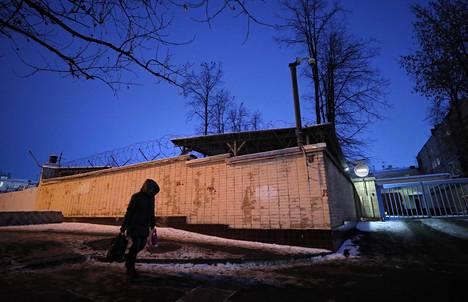 Mediatietojen mukaan Venäjän vangitsemat ukrainalaiset sotilaat ovat tutkintavankeudessa Lefortovon vankilassa Moskovassa.