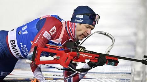 Ole Einar Björndalen kertoo tänään tiistaina jatkosuunnitelmistaan.