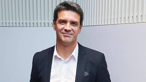 MTV uutisten vastaava päätoimittaja Tomi Einonen.