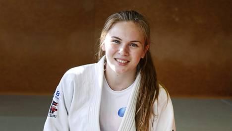 Emilia Kanerva tavoittelee olympiakultaa, mutta ei vielä seuraavista kesäolympialaisista.