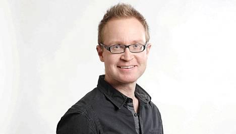 Tomas Höglund, 39, Kirkkonummi. Ammatti: Musiikinopettaja.